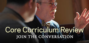 Core Curriculum Review. Join the Conversation