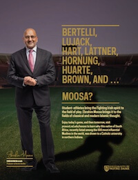 Ebrahim Moosa Football Feature