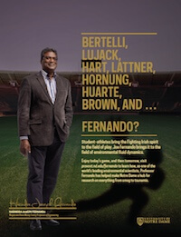 Joe Fernando Football Feature