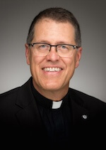 Rev Paul Kollman, CSC