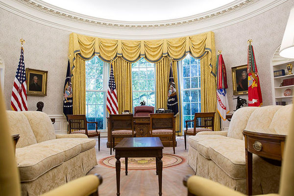 Oval Office Feature