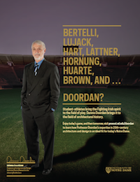 Dennis Doordan Football Feature