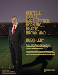 Steven Buechler Football Feature