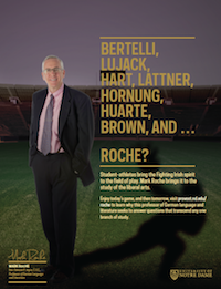 Mark Roche Football Feature